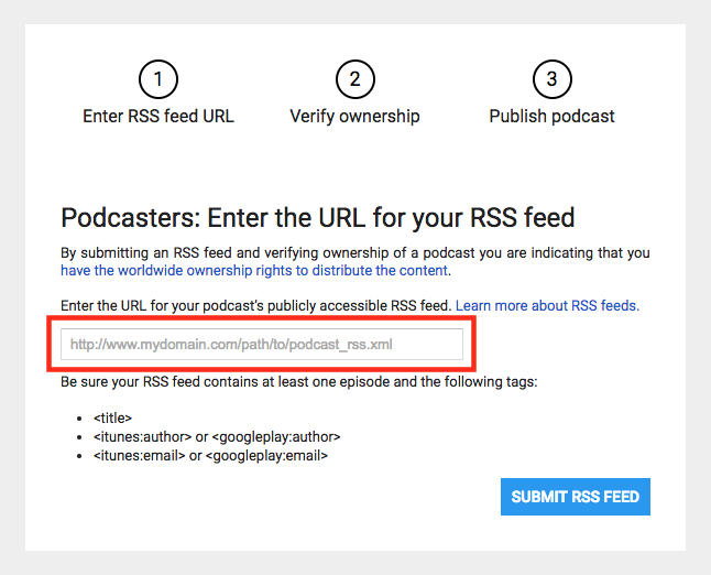 How to Distribute Your Podcast to Google Play Music
